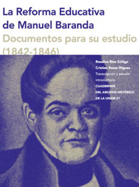 06 La Reforma Educativa de Manuel Baranda...