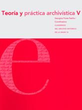 14 Teori¦üa y pra¦üctica archivi¦üstica V