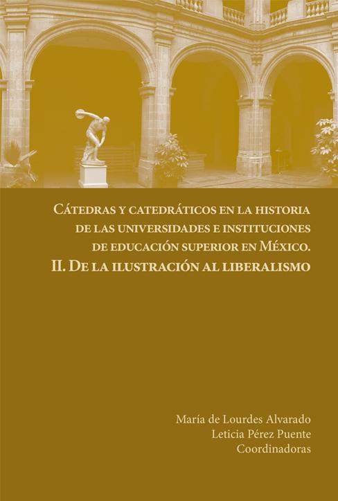 03 Cátedras y catedráticos en la historia de las universidades...II