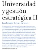 06 Universidad y gestio¦ün estrate¦ügica. Modelos y efectos en una universidad chilena II