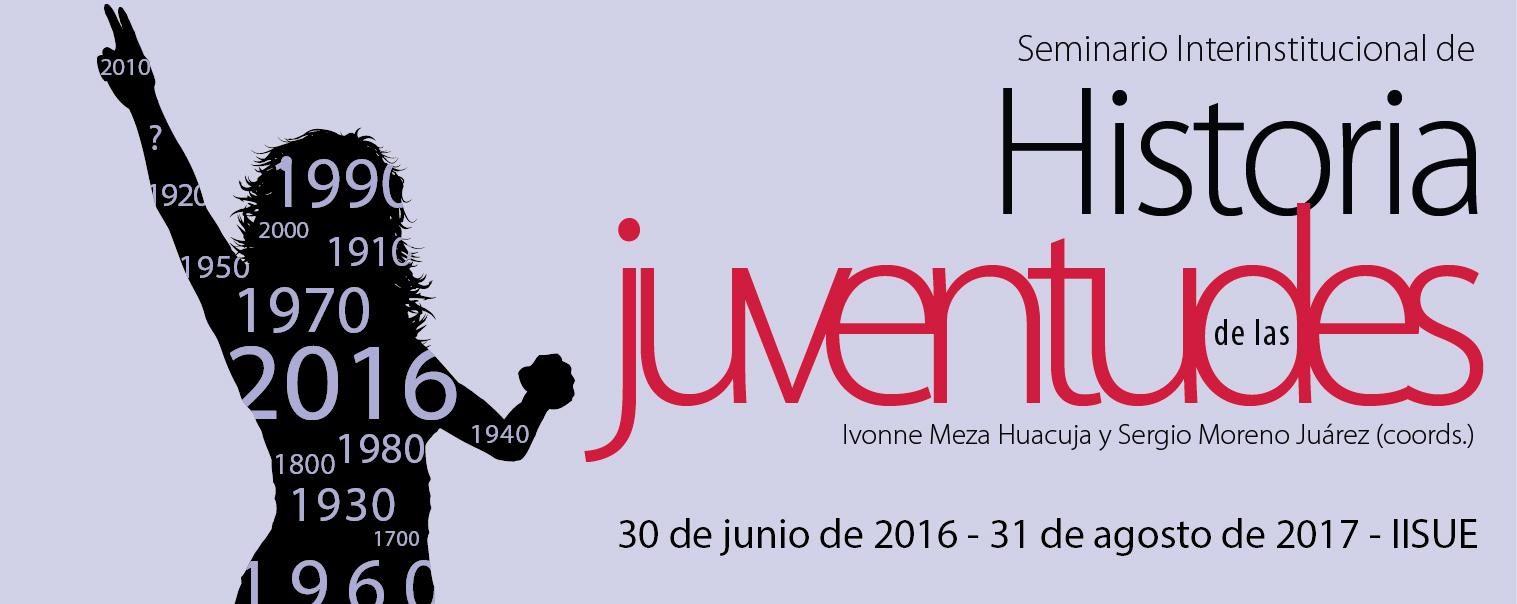 Seminario Interinstitucional de Historia de las Juventudes