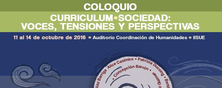 Curriculum-Sociedad: voces, tensiones y perspectivas
